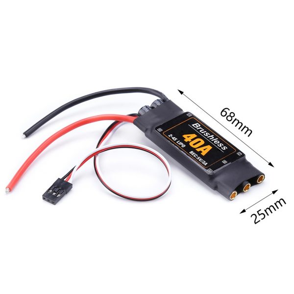 Brushless 40A ESC Speed Controler