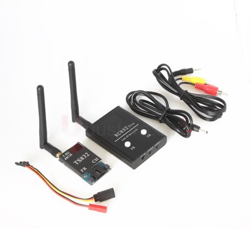 FPV Camera Transmitter and Receiver 5.8G 48CH