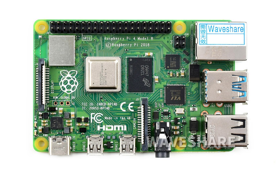 Raspberry Pi 4 Model B 8GB RAM available in Nepal specification 890