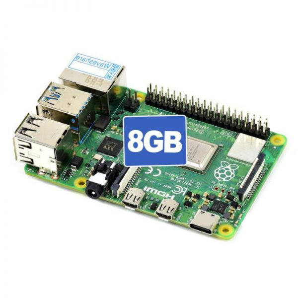 Raspberry Pi 4 Model B 8GB RAM available in Nepal specification 900
