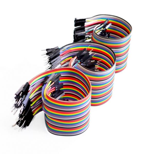 10cm 40PIN Male to Male Female to Male Female to Male DuPont Cable